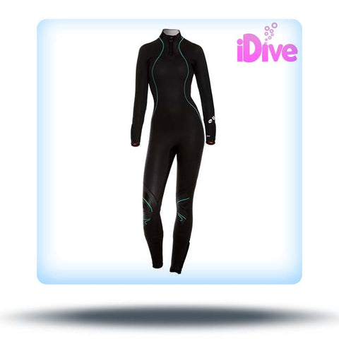 BARE Nixie Ultra Women's Wetsuit 5mm