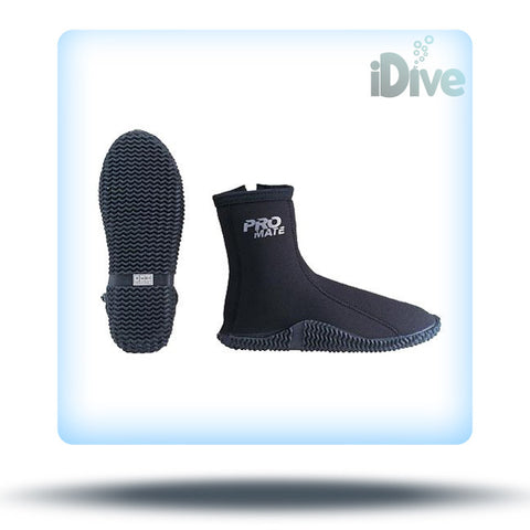 Promate 3mm Dive Booties