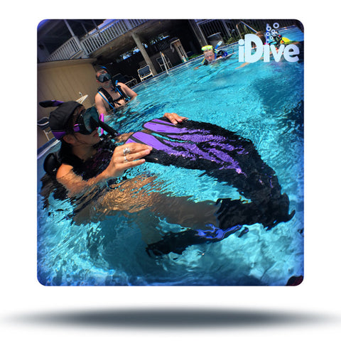 personalized scuba training