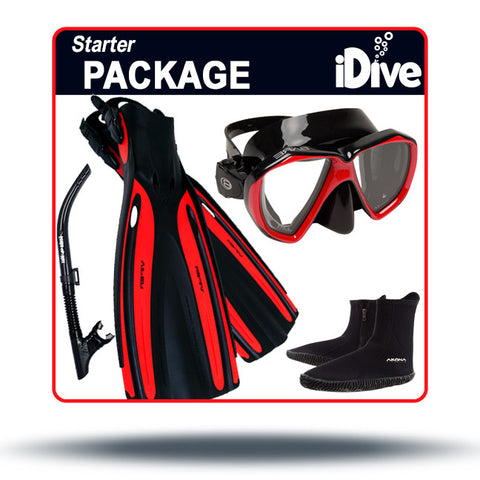 Intro Package - Starter Skin Gear for Scuba Courses