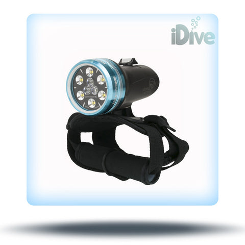 SOLA Dive 800 by Light & Motion