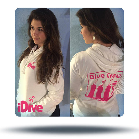 Woman's iDive Sweatshirt