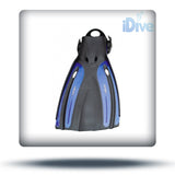 Oceanic Viper Fins - black/blue