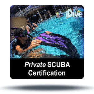 private scuba classes