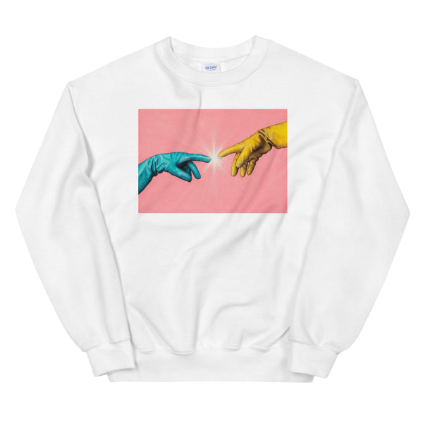 Sweatshirt | Contention of Man