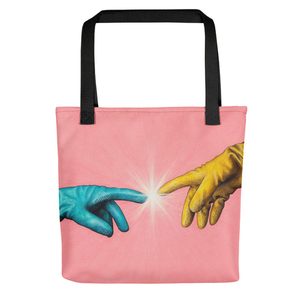 Tote Bag | Contention of Man