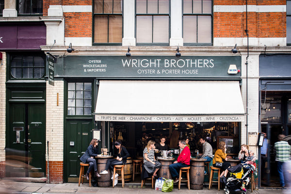 Wright Bros. Ltd Borough Market