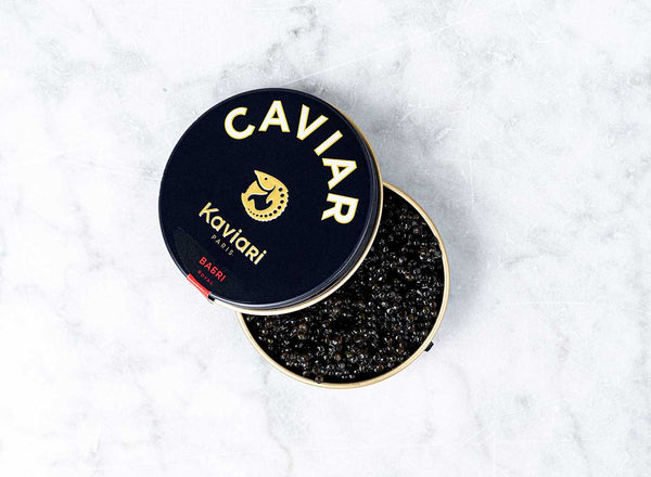 Caviar Baeri by Kaviari Paris, 50 gm