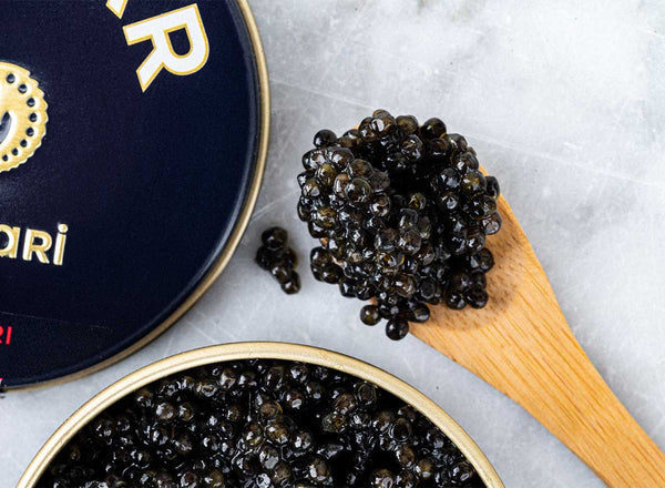 Caviar spoon, Wooden