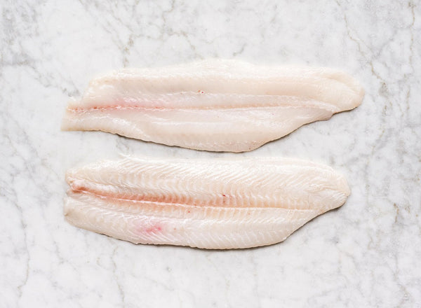 Dover Sole Fillets (150-180g)