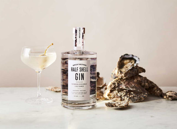 Wright Brothers Half Shell Gin