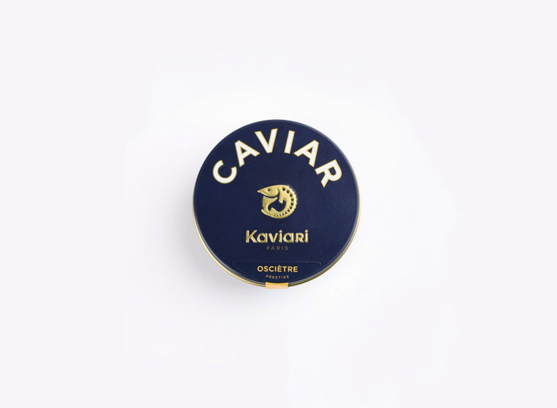Caviar Oscietre Prestige by Kaviari Paris, 20gm