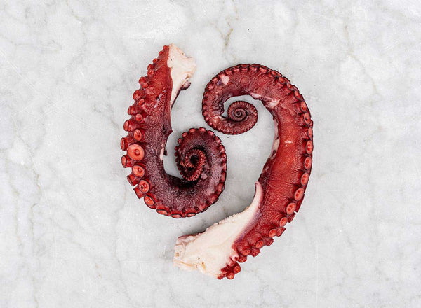 Cooked Octopus Tentacles (Frozen)