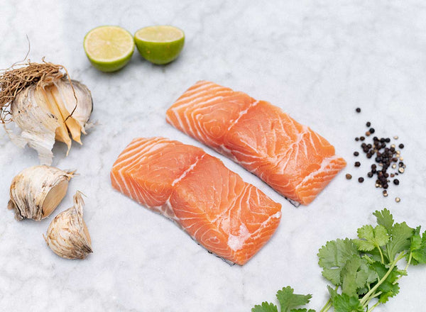 Salmon Portions (140-160g)