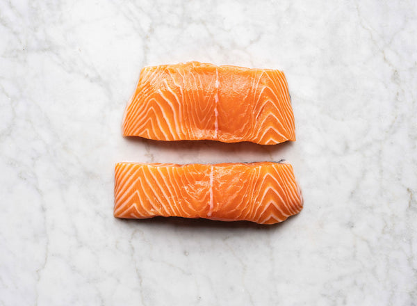 Var Salmon Fillets (140-160g)
