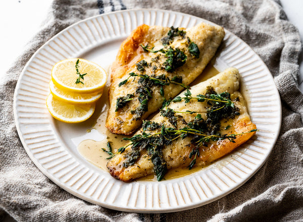 Sea Bass Fillets (140-170g)