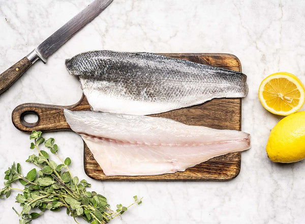 Sea Bass Fillets (140-160g)