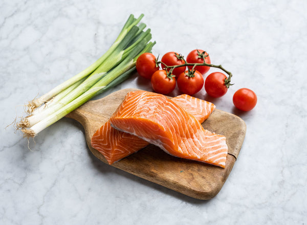 Steelhead Trout Fillets (140-160g)