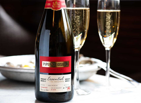 Wright Brothers Piper-Heidsieck Essentiel Champagne