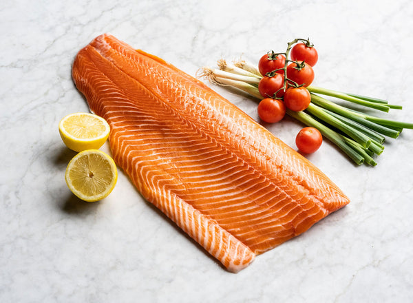 Steelhead Trout, Whole Fillet (1kg)