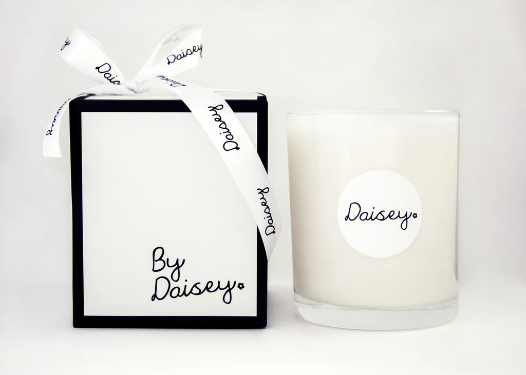Coconut & Lime Perfumed Soy Candle