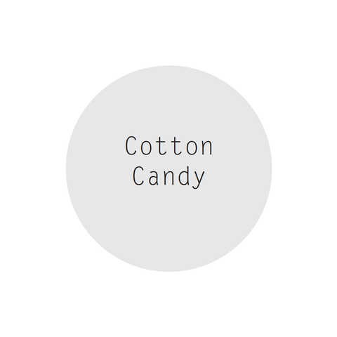 SALE - Cotton Candy Perfumed Soy Candle