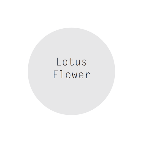 SALE - Lotus Flower Perfumed Soy Candle