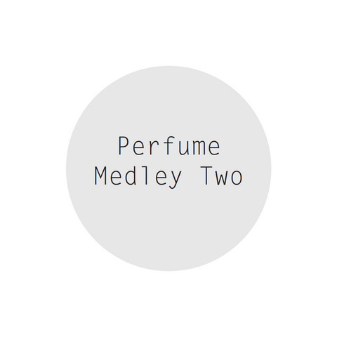 Perfume Medley Two Soy Tea Light Candle Box