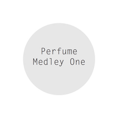 Perfume Medley One Soy Tea Light Candle Box