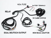 Fast Fit Dual Wiring Kit