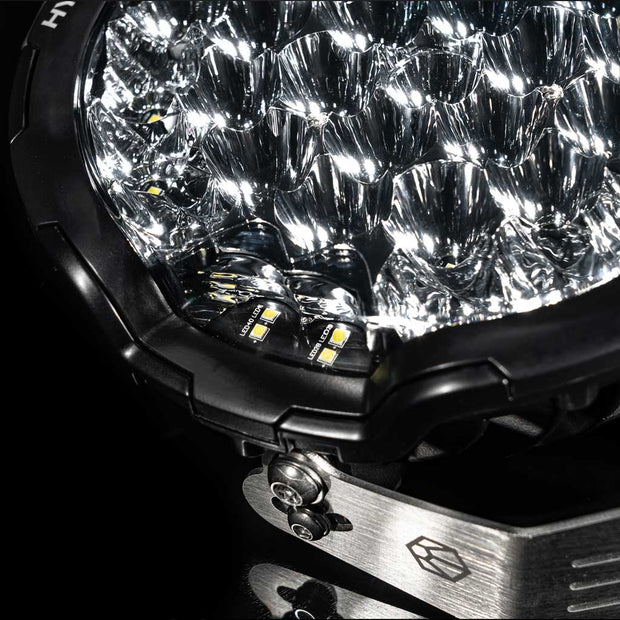 Hybrid 8.5 LED Driving Lights - Pair