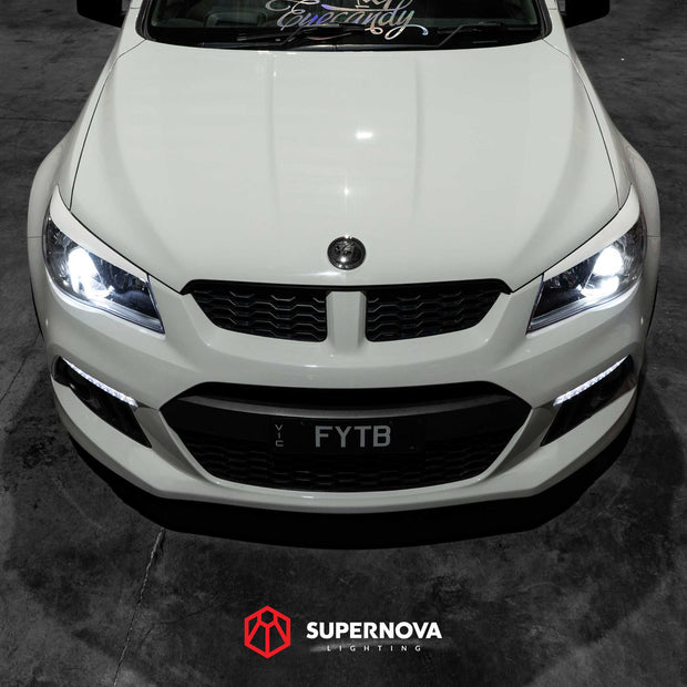 VF Commodore Headlight LED Package