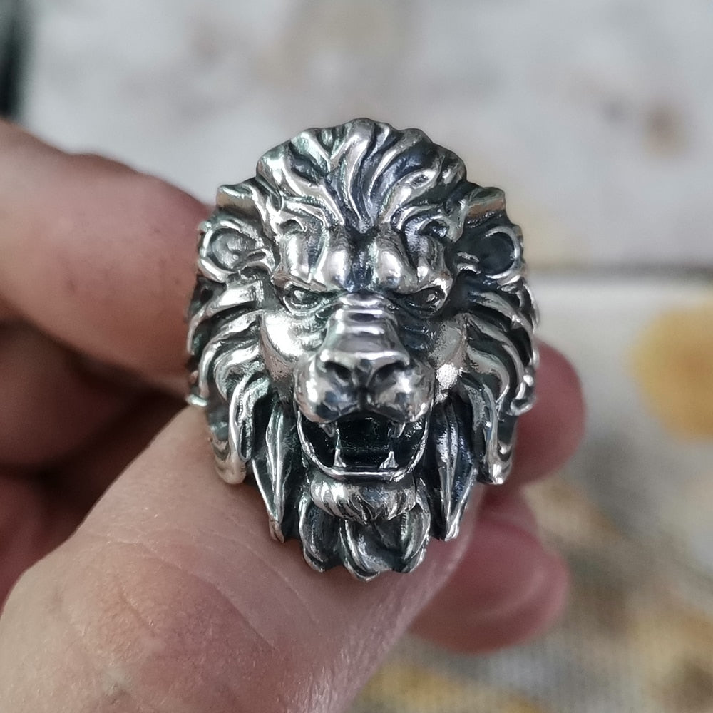 King Of Lions Ring