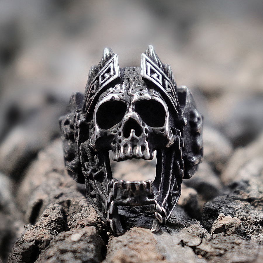 Gods of War Ares Ring