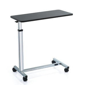 Overbed Table, height adjustable