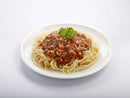 Chicken Bolognese with Spaghetti