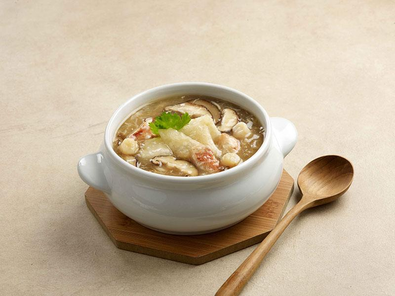 Jiayen 4 Treasure Fish Maw Soup