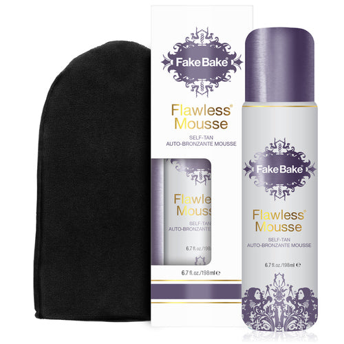 FakeBake Flawless Mousse & Mitt Kit