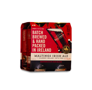 Sullivans Maltings Red Ale (Case of 24 * 440ml Cans)