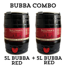 Load image into Gallery viewer, Red Bubba (Red Ale 5L Mini Keg) - Combo Packs