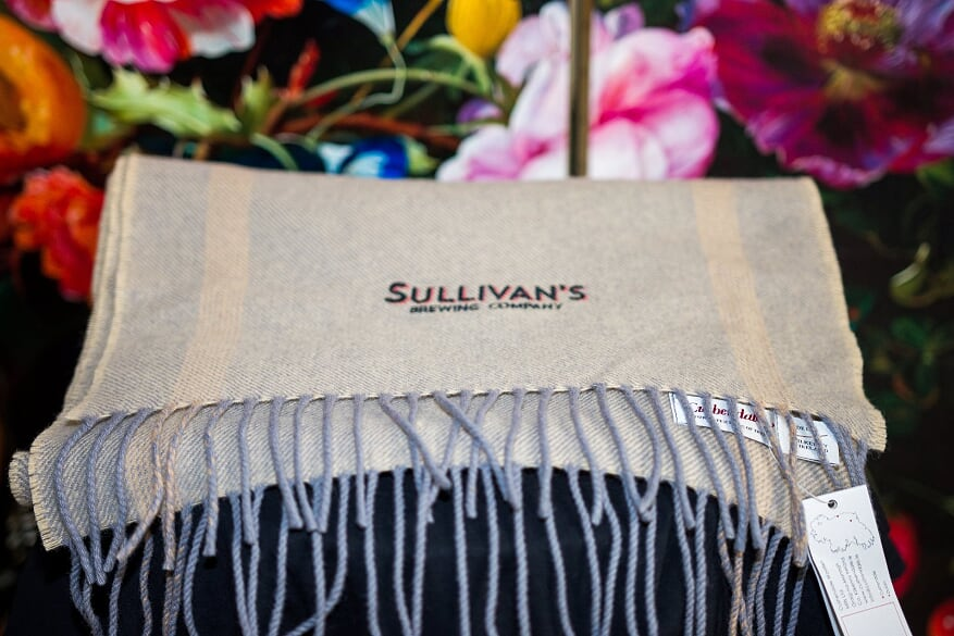 Sullivan's Ladies Scarf