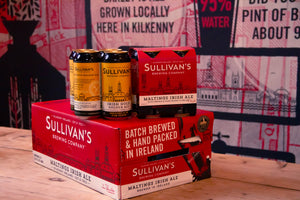 Sullivan's Mixed Case (24 * 440ml Cans)