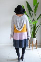 Rare Find Knit Hoded Cardi