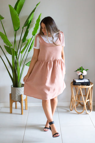 Peachy Dress