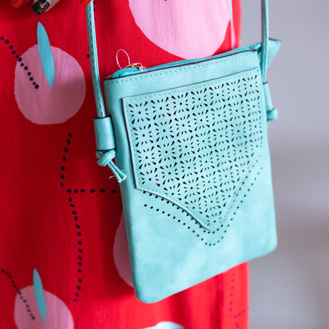Dusty Sling Bag - Mint