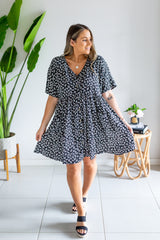 Box Pocket Dress - Daisy