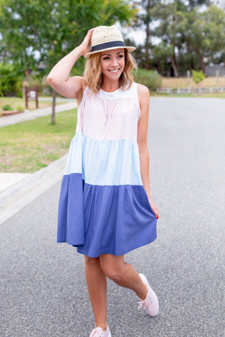 Candy Layer Dress