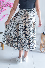 White Tiger Skirt