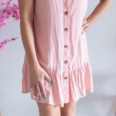 Pixie Dress- Pink