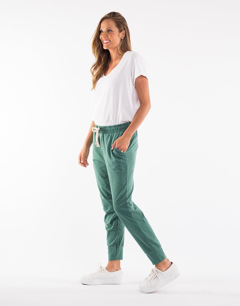 Wash Out Pant - Sage Green